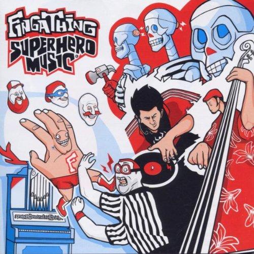Fingathing - Superhero Music
