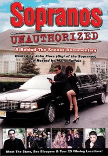 Sopranos Unauthorized: Shooting Sites