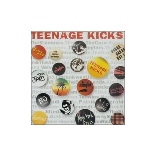 Various - Teenage Kicks By Various