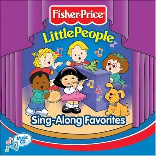 Various Artists - Fisher-Price Sing-Along Favorites By Various Artists