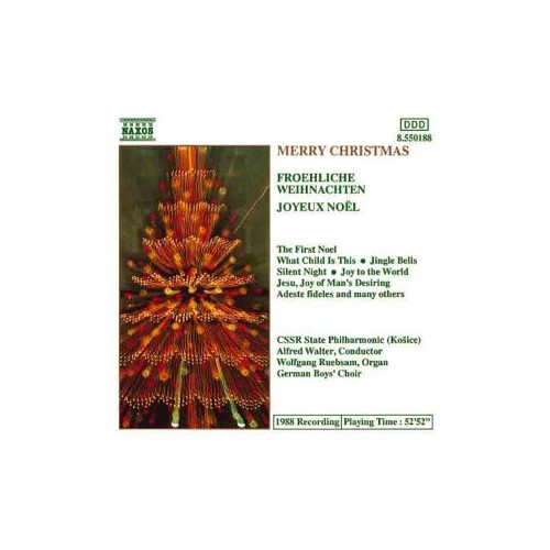 Slovak State Philharmonic & Wo - Merry Christmas