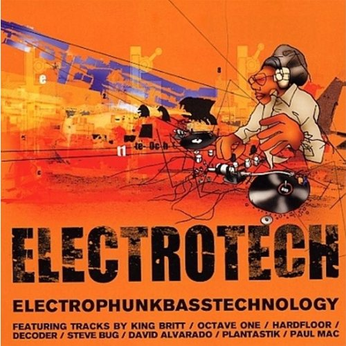 Various Artists - Electrotech By Various Artists