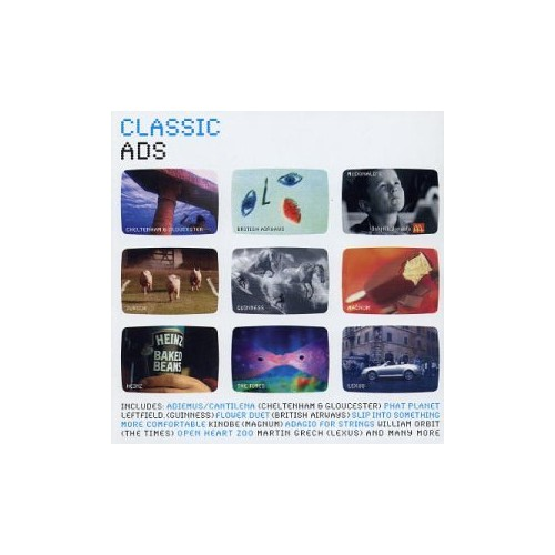 Various Artists - Classic Ads