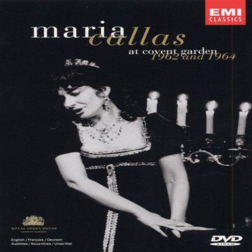 Callas, Maria - Maria Callas at Covent Garden