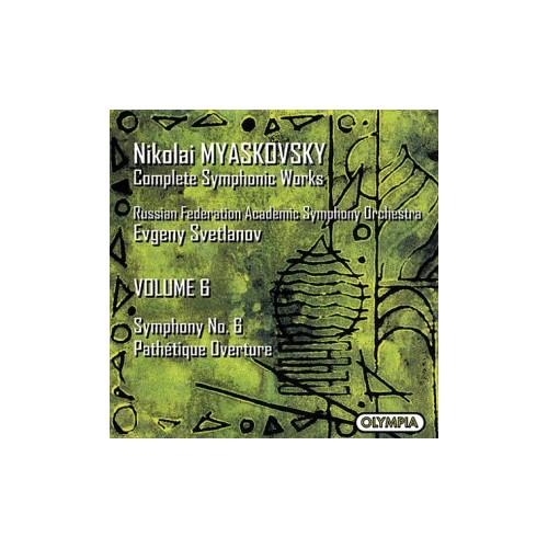 Complete Symphonic Works Vol. 6