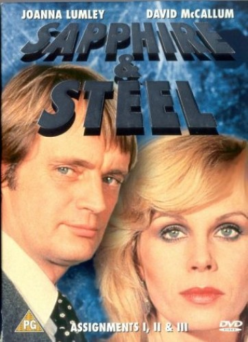 Sapphire And Steel: Assignments 1-3 (Box Set)