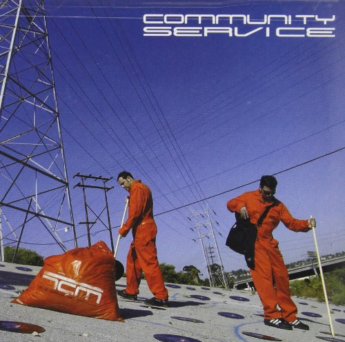 The Crystal Method - Community Service By The Crystal Method