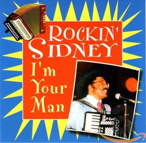 Rockin Sidney - I'm Your Man By Rockin Sidney