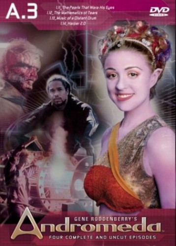 Andromeda: Season 1 - Episodes 11-14 (Box Set)