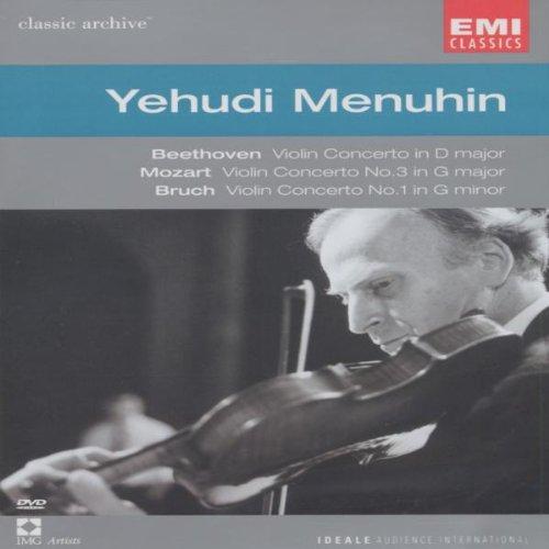 Menuhin, Yehudi - Yehudi Menuhin - Classic Archive