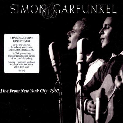 Simon & Garfunkel - Live from New York City By Simon & Garfunkel