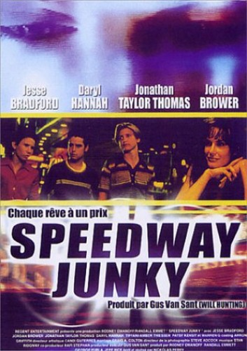 Speedway-Junky-FRENCH-CD-76VG-FREE-Shipping