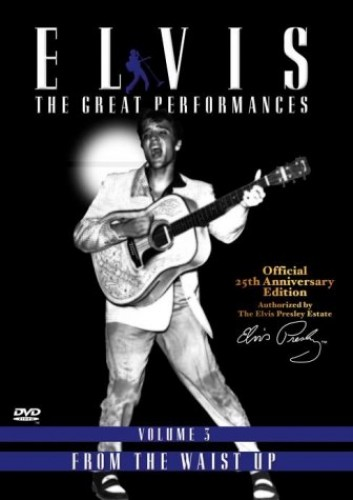 Elvis-Presley-The-Great-Performances-From-The-Waist-Up-DVD-CD-6KVG
