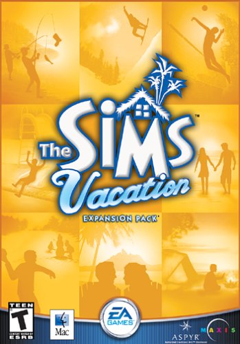 The Sims: Vacation expansion pack