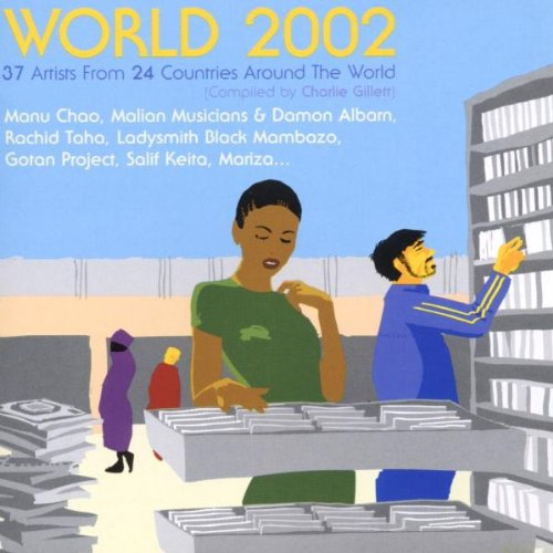Various Artists - World 2002 (Compiled By Charlie Gillet)