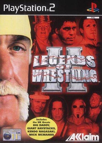 Legends of Wrestling II (PS2)