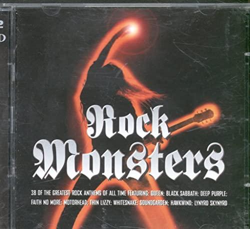 Various Artists - Rock Monsters
