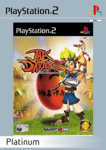 Jak and Daxter Platinum (PS2)