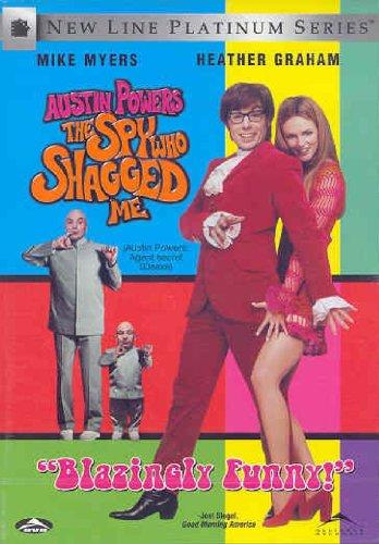 Austin Powers 2: The Spy Who Shagged Me  (Region 1) (NTSC)