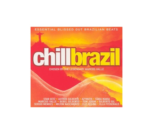 Various Artists - Chill:Brazil Vol.1: a Collection of 40 Chilled Tracks from Brazil