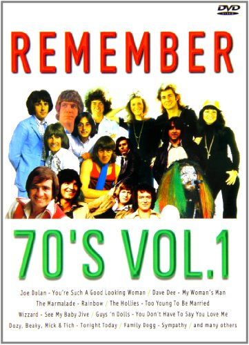Various - Remember The 70s - Vol. 1