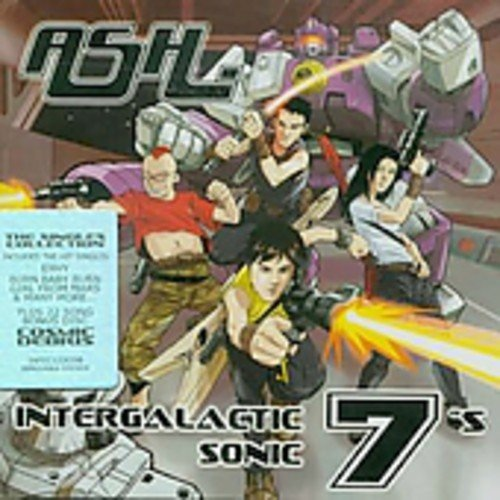 "Ash - Intergalactic Sonic 7""s: The Best of Ash By Ash"