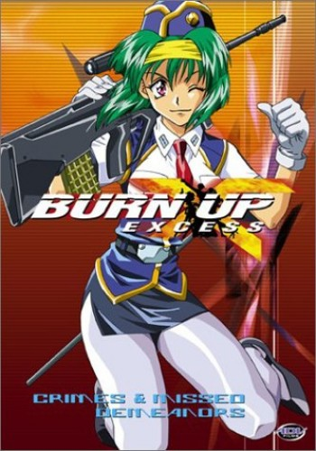 Burn Up Excess - Vol. 2 - Episodes 5-7