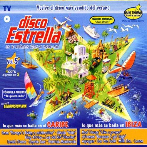 Various - Disco Estrella Vol.5 By Various