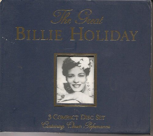 Billie Holiday - The Great Billie Holiday By Billie Holiday