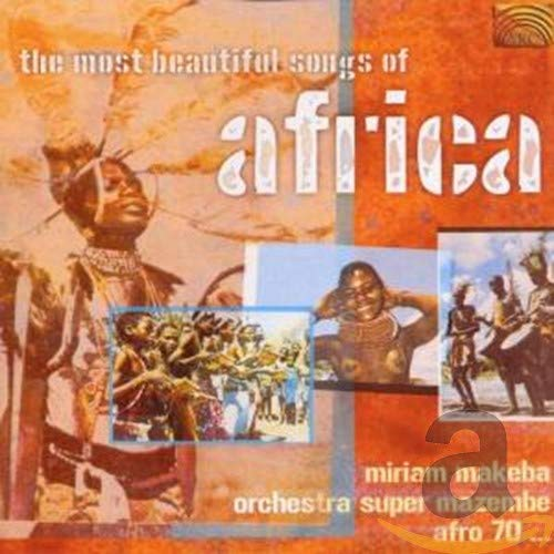 Various Artists - Most Beautiful Songs of Africa By Various Artists