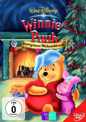 Winnie Puuh-Honigsüsse Weihnachtszeit