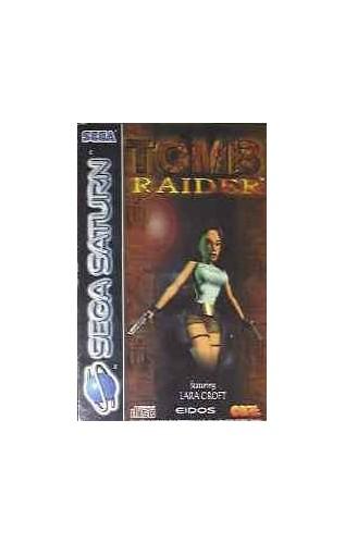 Tomb raider - Saturn - PAL
