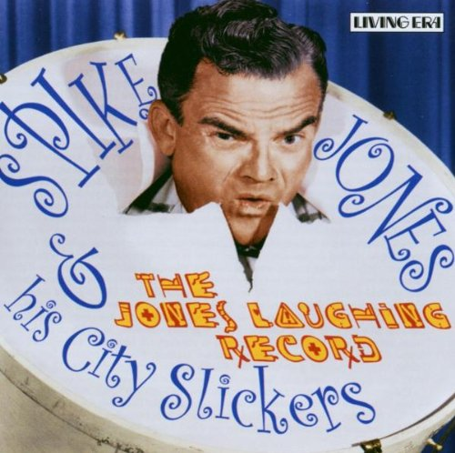 Jones, Spike - The Jones Laughing Record By Jones, Spike