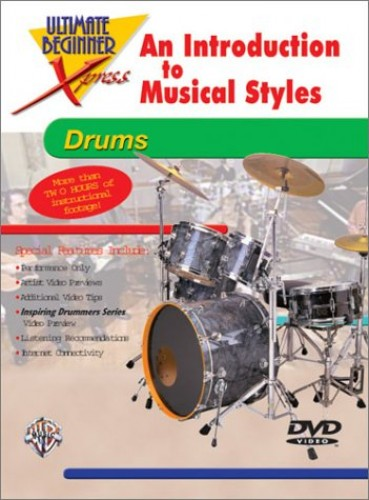 Ultimate Beginner - Ultimate Beginner Xpress An Introduction to Musical Styles for Drums (DVD) [NTSC