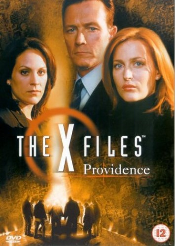 The-X-Files-Providence-DVD-1994-CD-WLVG-FREE-Shipping