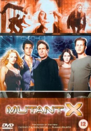 Mutant X, Series 1 Vol. 1