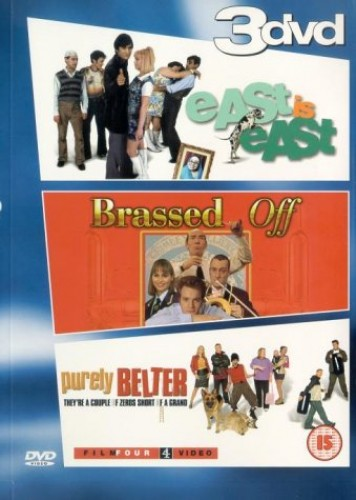Best Of British: East Is East, Brassed Off, Purely Belter