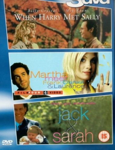 Romantic Comedy: When Harry Met Sally, Martha - Meet Frank, Daniel And Laurence, Jack And Sarah [DVD