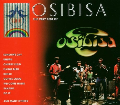 Osibisa - The Very Best Of By Osibisa