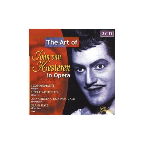 The Art of John van Kesteren
