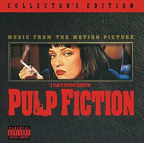 Pulp Fiction: MUSIC from the MOTION PICTURE;COLLECTOR'S EDITION By Various