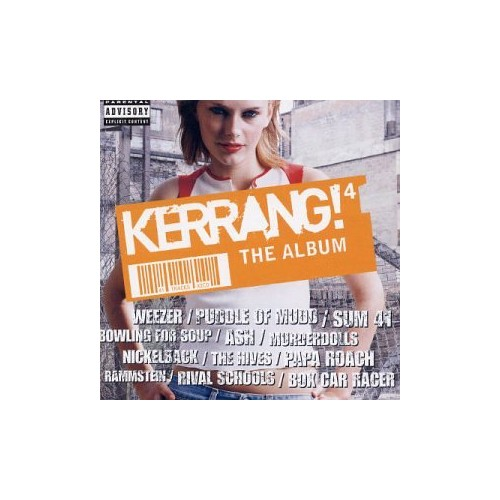 Various Artists - Kerrang 4