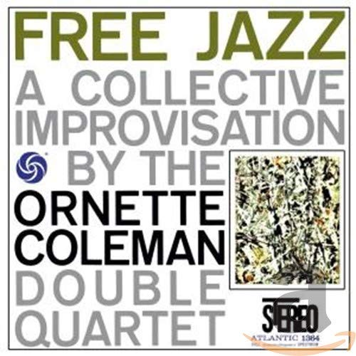 Free Jazz By Eric Dolphy