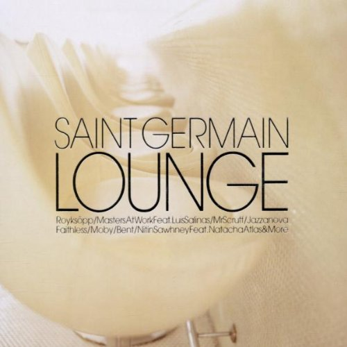 Saint Germain - Lounge (Audio CD 2 Discs)