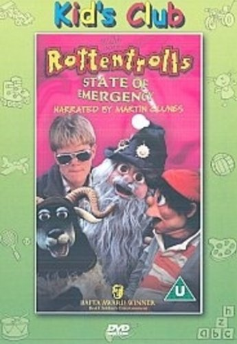 Roger and the Rottentrolls - State Of Emergency