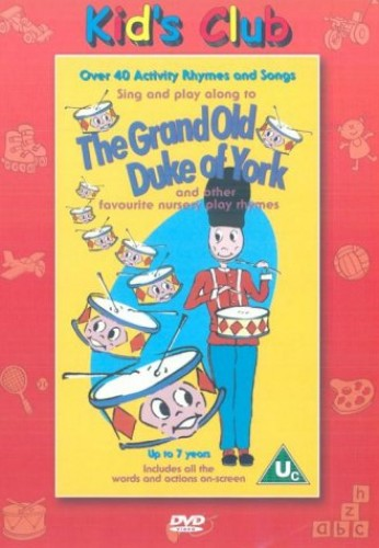 The-Grand-Old-Duke-Of-York-And-Other-Favourite-Nursery-Rhymes-DVD-CD-NPVG