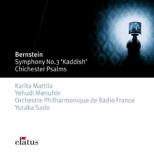 Maîtrise de Radio France - Bernstein: Symphony No. 3 'Kaddish' & Chichester Psalms