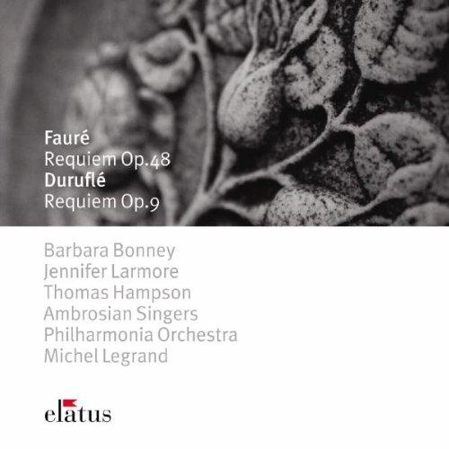 Barbara Bonney - Fauré: Requiem, Op. 48 & Duruflé: Requiem, Op. 9
