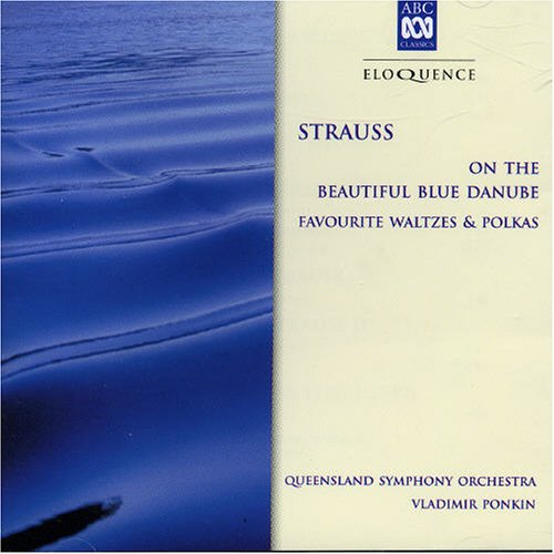 Queensland Sym Orch - Strauss J: On the Beautiful Blue Danube By Queensland Sym Orch