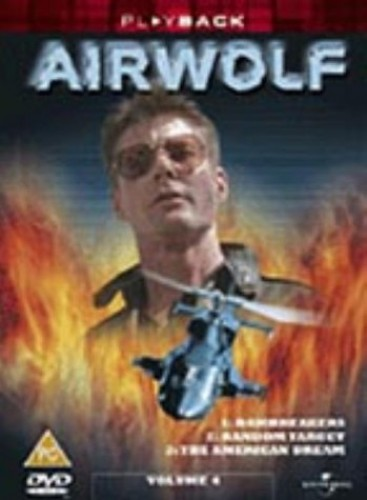 Airwolf: Volume 4